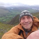 tosh - free from addiction walking in the Lake district