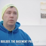 Kev at The Basement Recovery Project talking about Couch to 5k