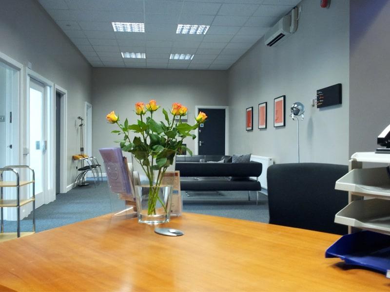 basement recovery hub halifax reception area