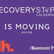 calderdale recovery steps is moving banner