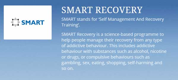recovery activity basement project calderdale and kirkees - SMART Recovery