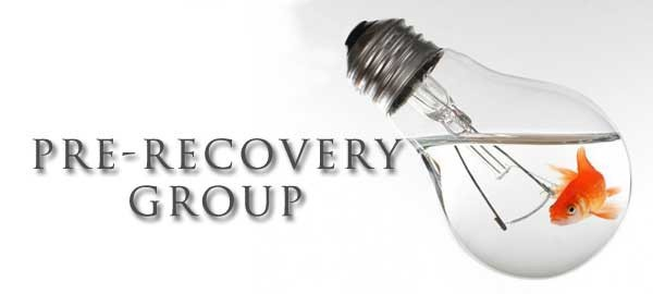 tbrp recovery programme - pre-recovery calderdale kirklees