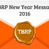 New Year Message for TBRP