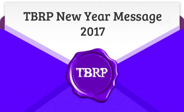TBRP New Year Message for 2017