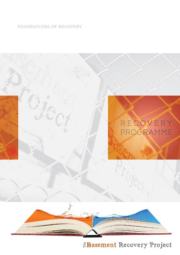 TBRP Recovery Programme Brochure