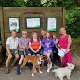 walking with Calderdale in Recovery